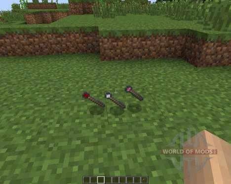 Instant Mining [1.7.2] для Minecraft