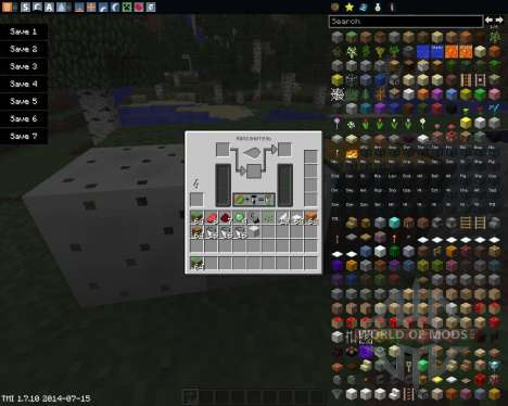 Industrial Craft 2 для Minecraft