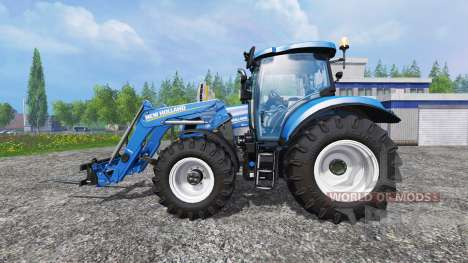 New Holland T6.160 Potencia Rural для Farming Simulator 2015