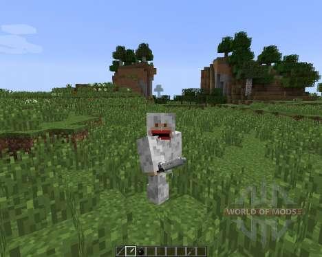 WarStuff [1.7.2] для Minecraft