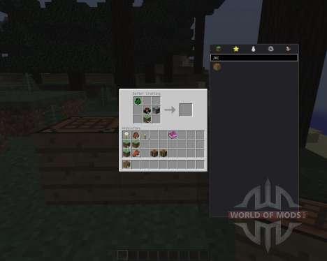 Just Another Crafting Bench [1.8] для Minecraft