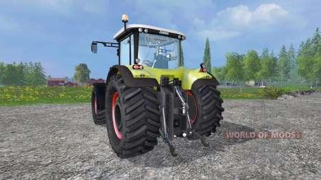 CLAAS Arion 650 v1.5 для Farming Simulator 2015