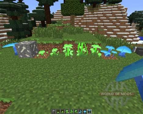 Wild Caves [1.6.4] для Minecraft