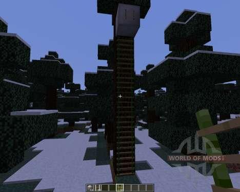 Ladders [1.6.4] для Minecraft