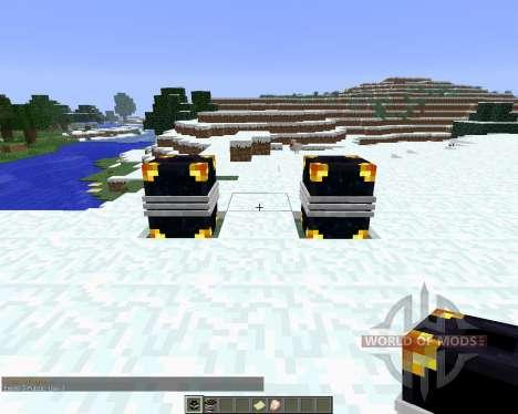 Ender Tanks [1.6.4] для Minecraft