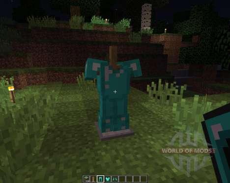 ShowArmsStand [1.8] для Minecraft