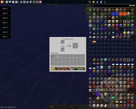 BoatCraft [1.7.2] для Minecraft