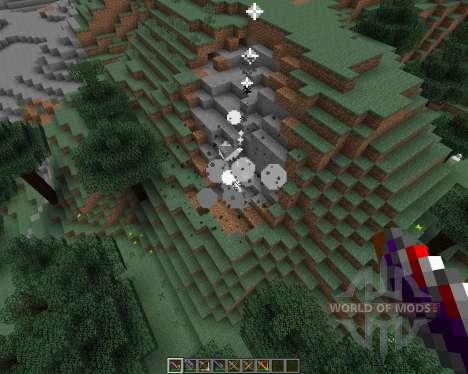 QuiverBow [1.7.2] для Minecraft