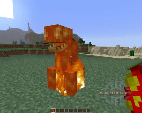Lava Monsters [1.6.4] для Minecraft