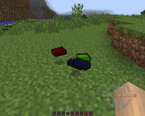 Xenorite [1.7.2] для Minecraft
