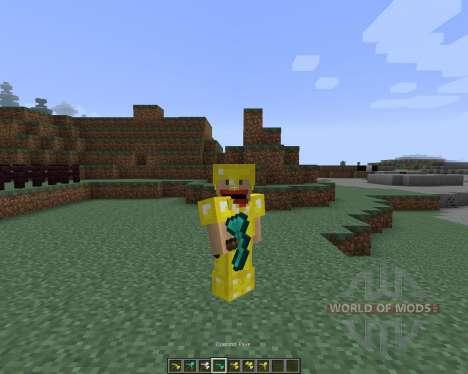 Ultimate Tools [1.7.2] для Minecraft
