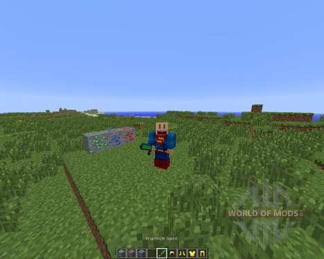 Superman [1.6.4] для Minecraft