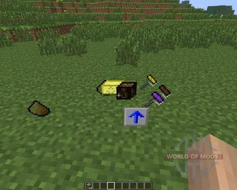Industrial Craft 2 [1.6.4] для Minecraft
