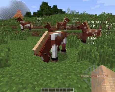 Scouter [1.7.2] для Minecraft