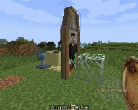 Harry Potter Universe [1.7.2] для Minecraft