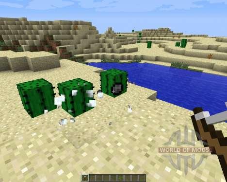 Slingshot [1.6.2] для Minecraft