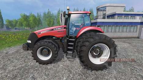 Case IH Magnum CVX 380 v1.1 для Farming Simulator 2015