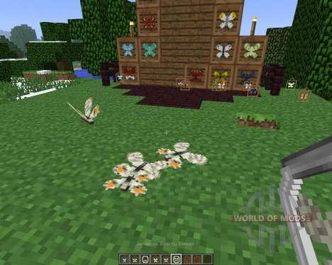 Butterfly Mania [1.5.2] для Minecraft
