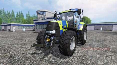 Case IH Puma CVX 160 Police Edition для Farming Simulator 2015