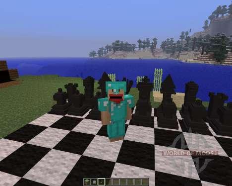 MineChess [1.5.2] для Minecraft