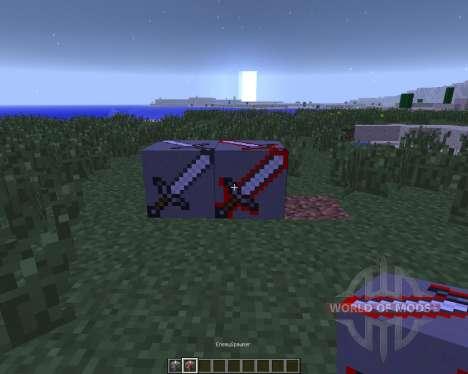 MineBattles [1.6.4] для Minecraft