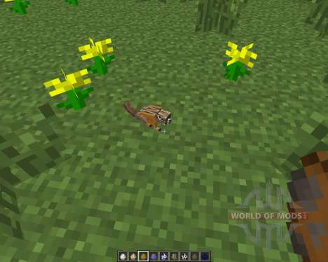 Kingdoms of The Overworld [1.7.2] для Minecraft
