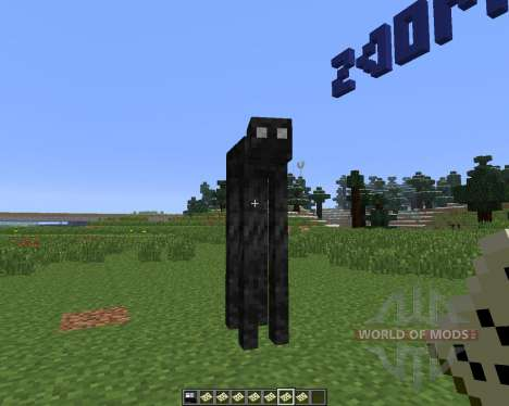 CreepyPastaCraft Revived [1.6.4] для Minecraft