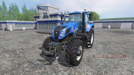 New Holland T8.435 Super для Farming Simulator 2015
