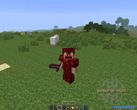 Скачать мод Divine RPG для Minecraft 1.6.4