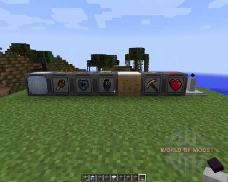 TYNKYN [1.7.2] для Minecraft