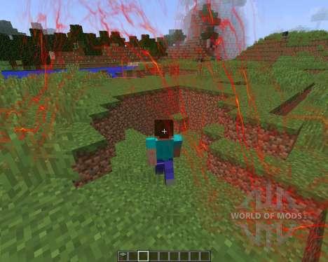 Streak [1.8] для Minecraft