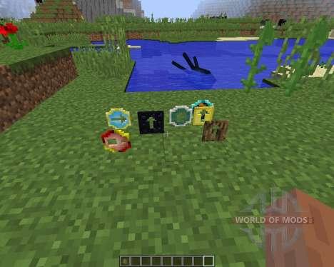 Blocklings [1.8] для Minecraft