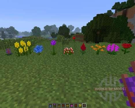 Plant Mega Pack [1.6.4] для Minecraft