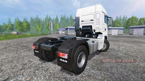 MAN TGS 18.440 v1.2 для Farming Simulator 2015