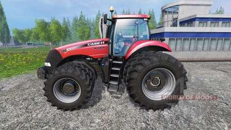 Case IH Magnum CVX 380 v2.0 TwinWheels для Farming Simulator 2015