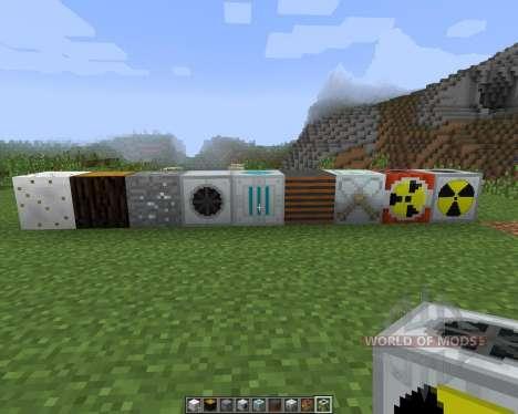 Industrial Craft 2 [1.7.2] для Minecraft