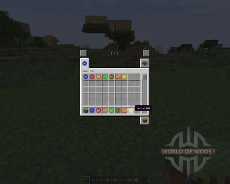 M&Ms [1.7.2] для Minecraft