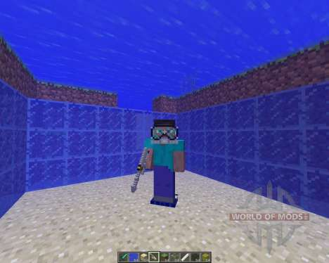 Deep Sea Diving [1.7.10] для Minecraft