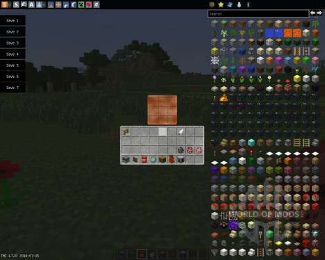 TwoTility [1.7.10] для Minecraft