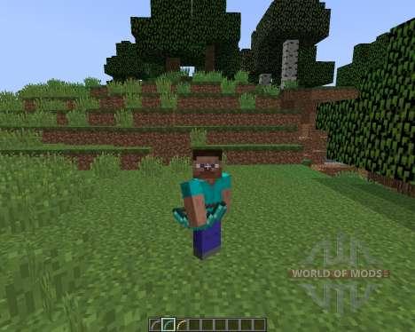 BowCraft [1.8] для Minecraft