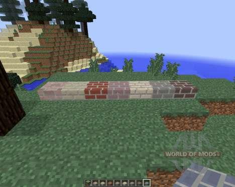 More Materials [1.8] для Minecraft