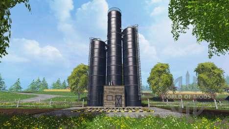 MH Forwarding v1.1 для Farming Simulator 2015