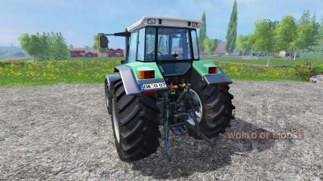 Deutz-Fahr AgroStar 6.61 [SIMINATOR] для Farming Simulator 2015