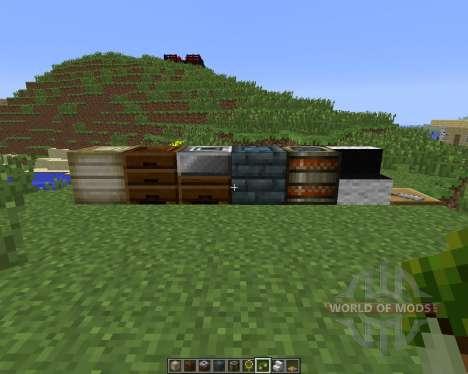 HarvestCraft [1.6.4] для Minecraft