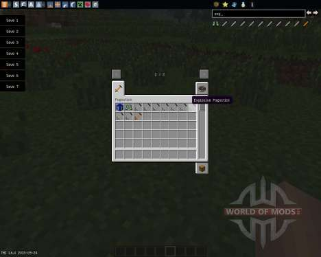 Pogo Stick [1.6.4] для Minecraft