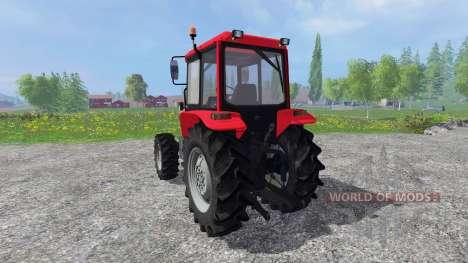 Беларус-1025.3 моющийся для Farming Simulator 2015