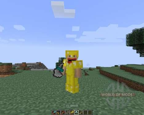 Epic Weapons [1.7.2] для Minecraft