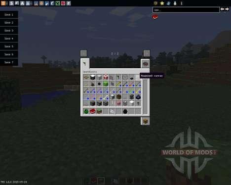 OpenBlocks [1.6.4] для Minecraft