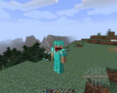 More Swords [1.7.2] для Minecraft