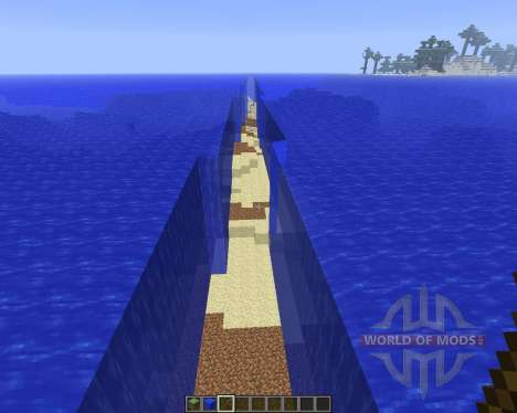 Moses [1.5.2] для Minecraft